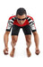 assos SS.cento - Maillot manches courtes Homme - rouge